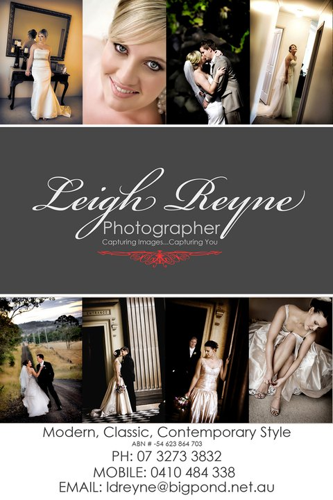 Leigh Reyne Photographer