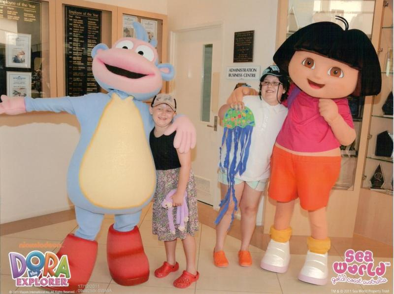 Dora and The Girls